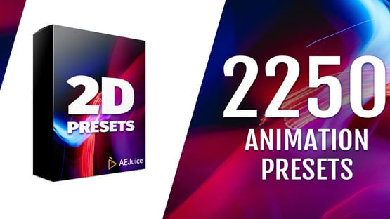 2D Animation Presets