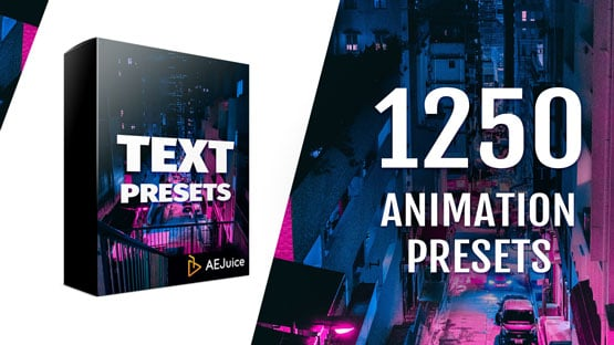 Text Animation Presets