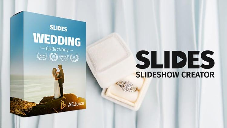 Slides – Wedding Collection