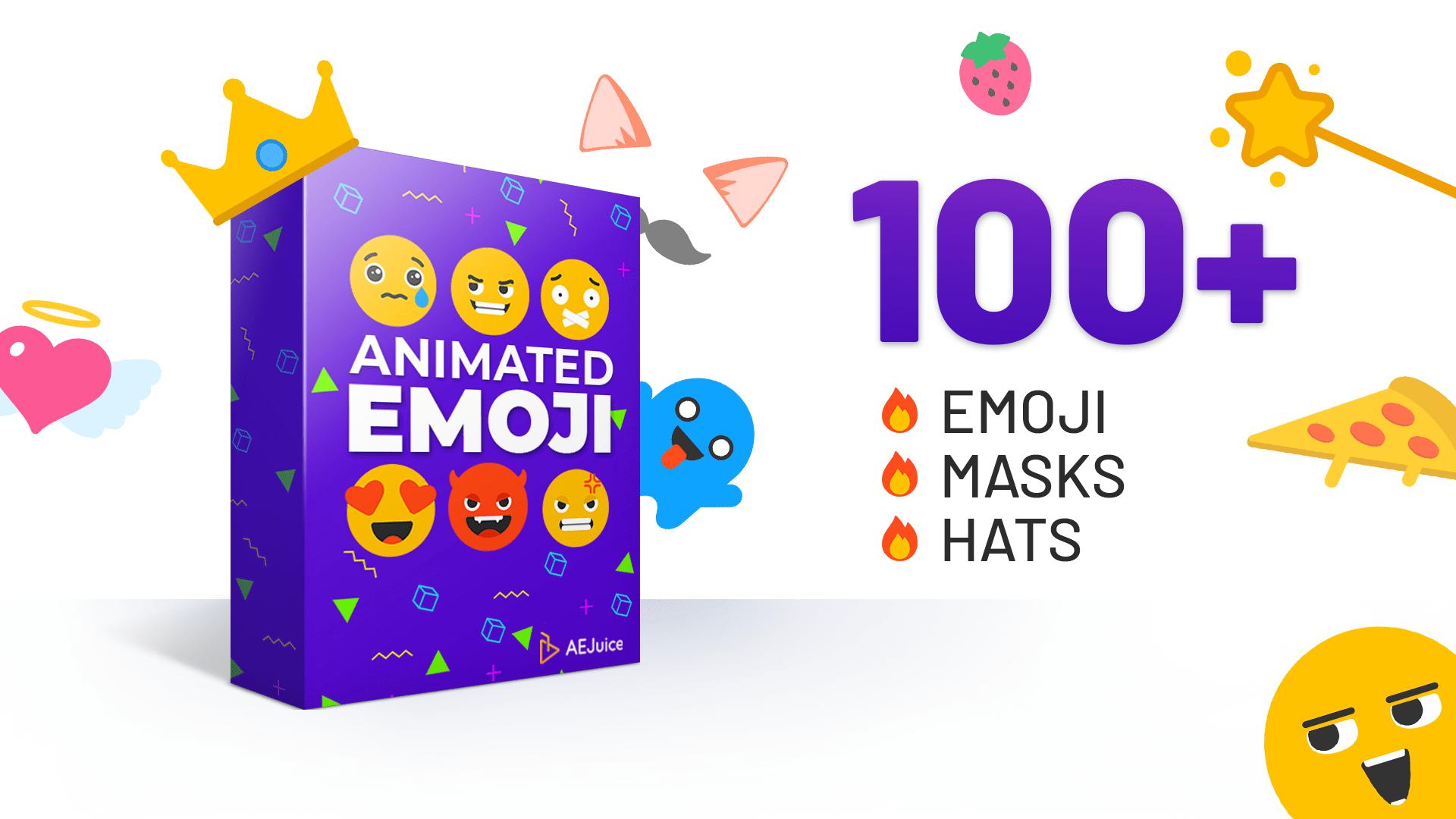 Animated Emoji
