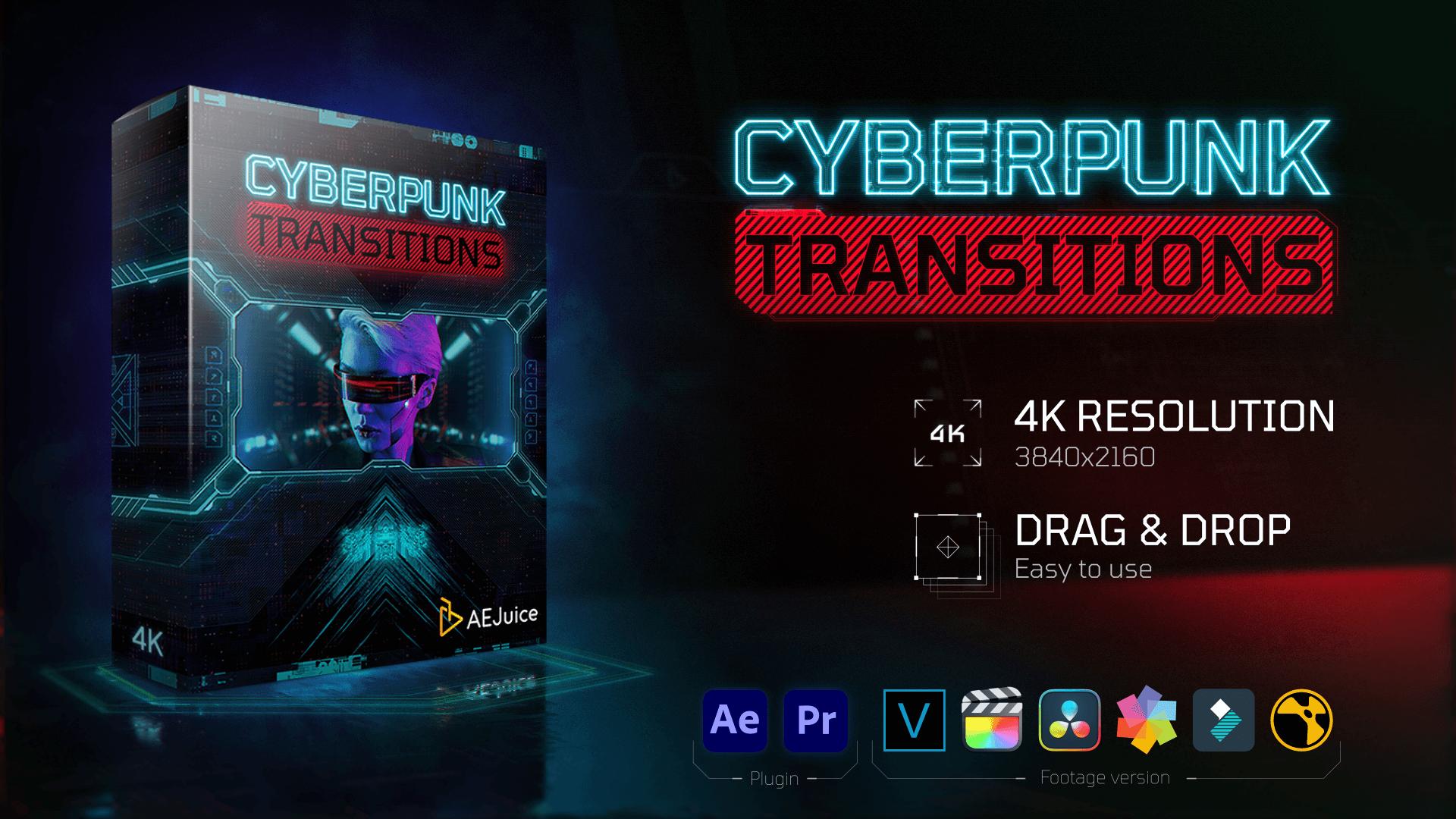 Cyberpunk Transitions
